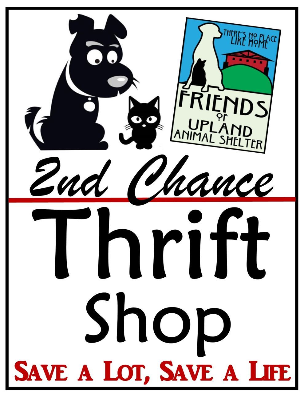 Friends Of Upland Animal Shelter 2nd Chance Thrift Shop